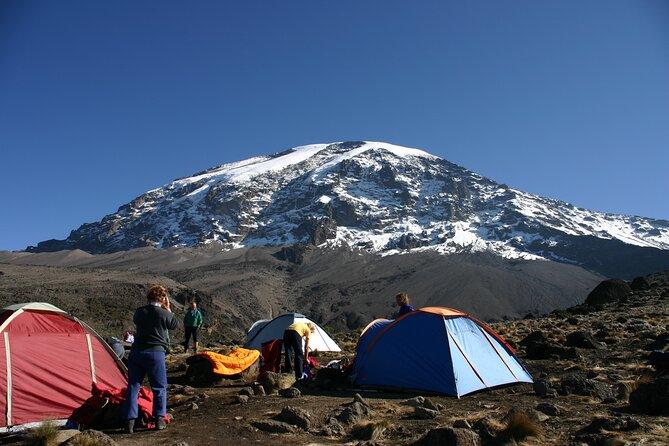 Kilimanjaro Climb - 6 Days Machame route