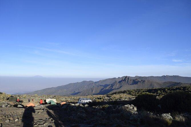 Kilimanjaro Climb - 6 Days Marangu Route