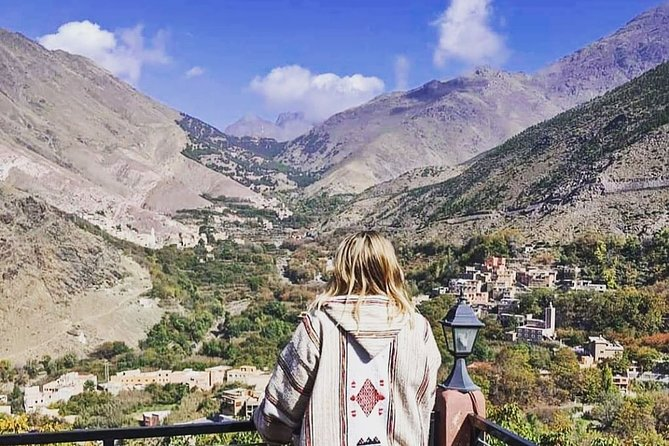 Three Vallayes and Atlas Mountains Full-Day Tour From Marrakesh