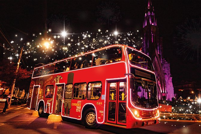 Illumination Bus Tour - Spectacle des lumières de Noël