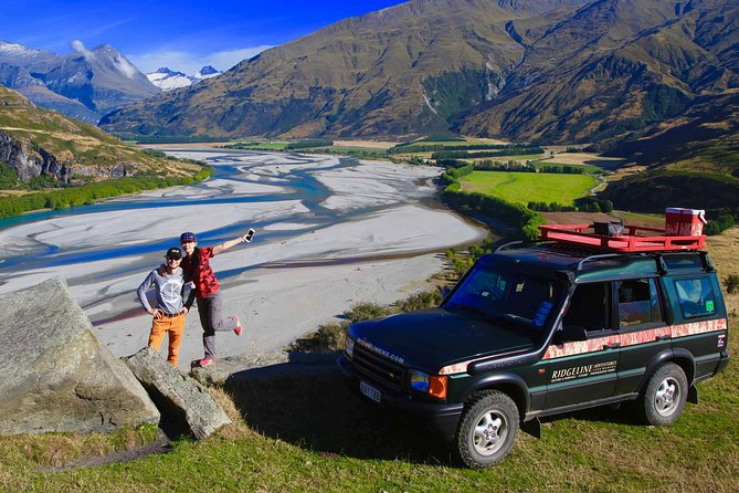 Glacier River Safari: 4WD plus Jet Boat and Wilderness Walk Tour