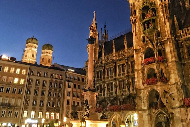 Small-Group Munich Ghosts and Spirits Evening Tour