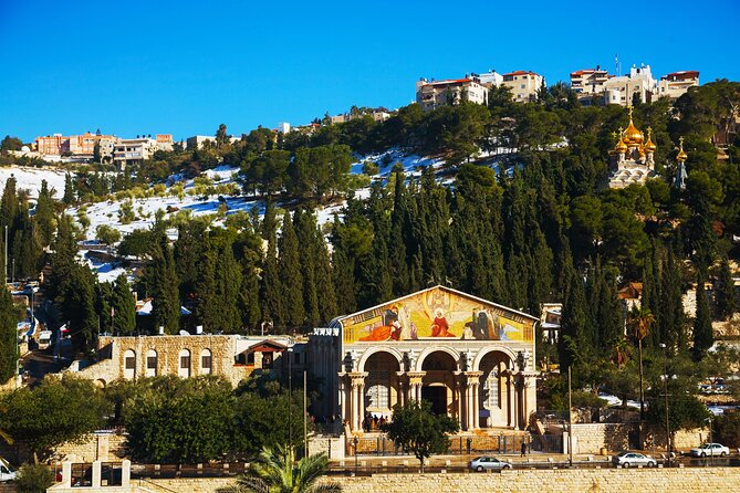 Private Day Trip of Jerusalem and Bethlehem from Amman