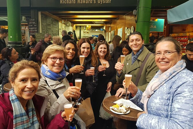 Walking Food & Drink Tours In London. Discover the East End of London.