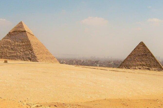 Full-Day Tour from Cairo: Giza Pyramids, Sphinx, Memphis, and Saqqara