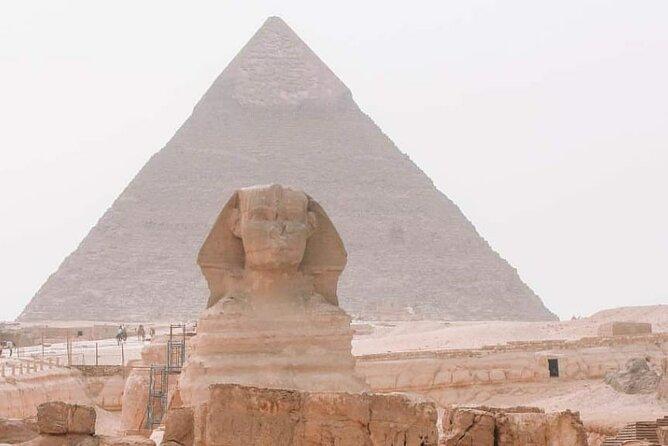 Day Tour To Giza Pyramids, Memphis City, Dahshur And Sakkara Pyramids