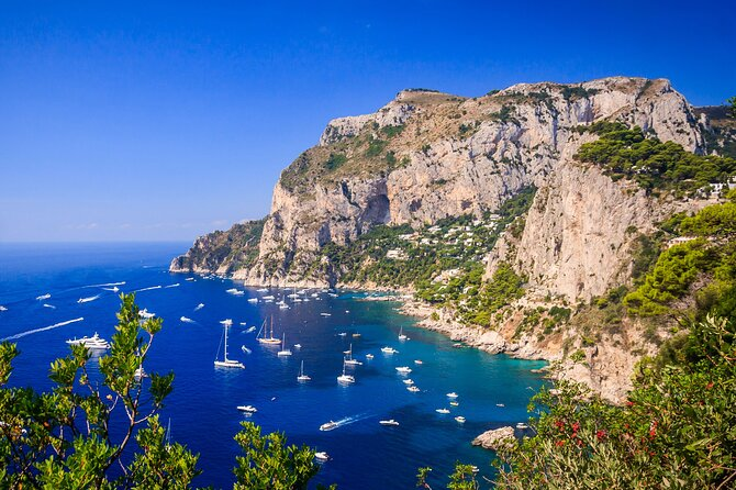 2-Night Sorrento and Capri Tour Including Private Round-Trip Transfer from Sorrento