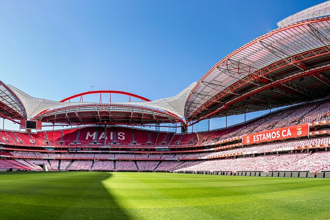 Benfica Stadium Tour and Museum Entrance Ticket