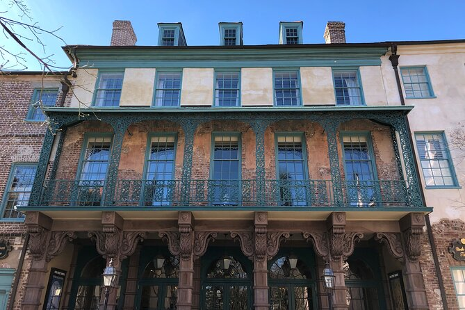 Charleston History and Hops Tour: Bar and History Walk