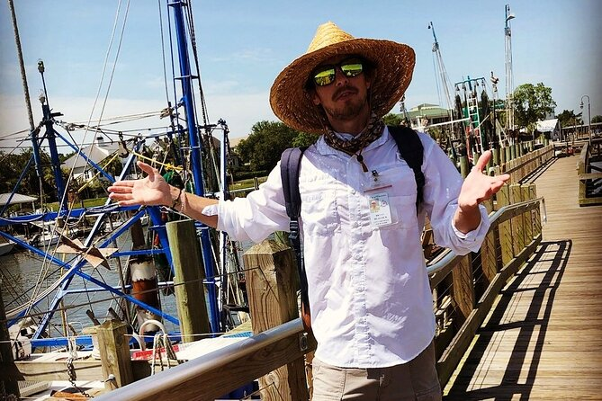 Shem Creek Walking Bar Tour