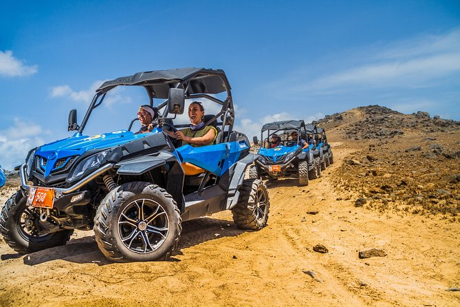 Full-Day UTV Off-Road Adventure Tour with Lunch in Aruba