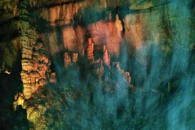 Private Tour to Martvili Canyon&Prometheus Cave from Tbilisi (Ubisa, Tskaltubo)