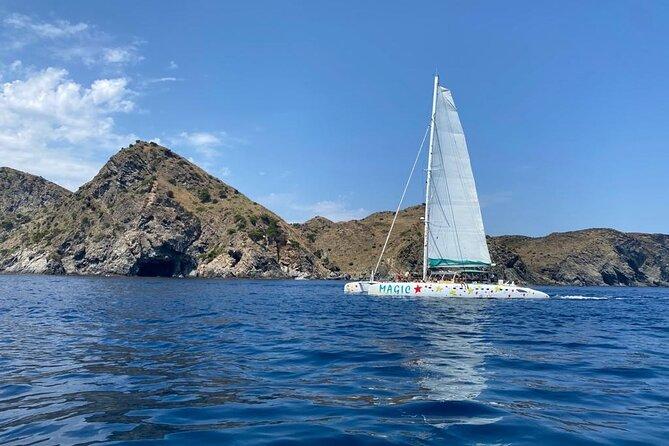 Catamaran Tour of Cap de Creus with Lunch