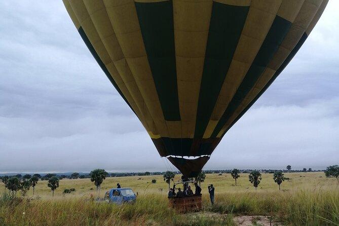 3 Days 2 Nights, Hot Air Balloon And Wildlife Safari