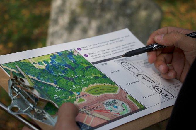 Outdoor Escape Game - James Bond and the Queen (Green Park)
