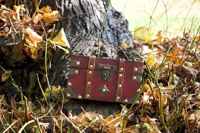 Outdoor Escape Game - The stolen ring (Mayfair)