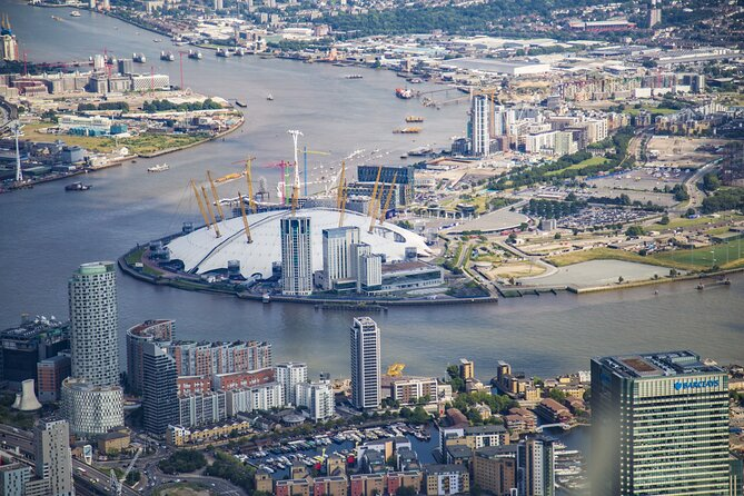City of London Helicopter Tour