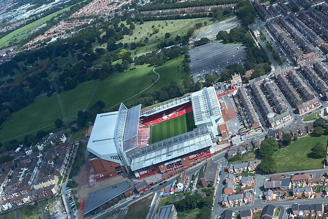 City of Manchester and Football Stadiums Tour