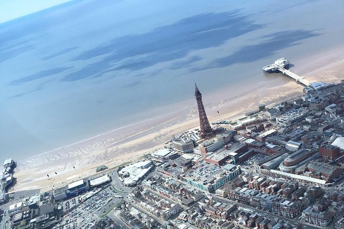 Extended Blackpool Beach & Morecambe Bay