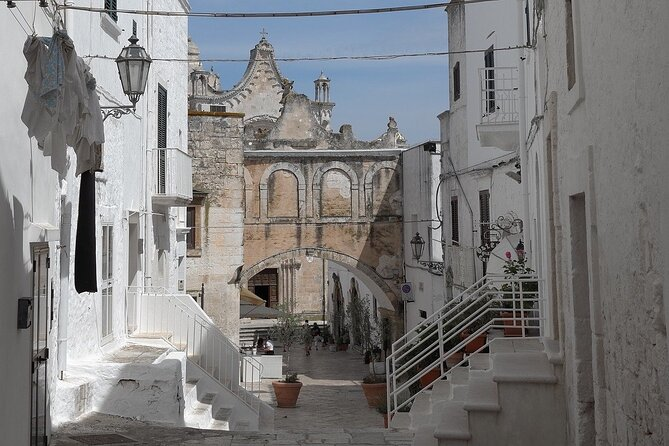 Private Transfer to and from Bari - Brindisi Area