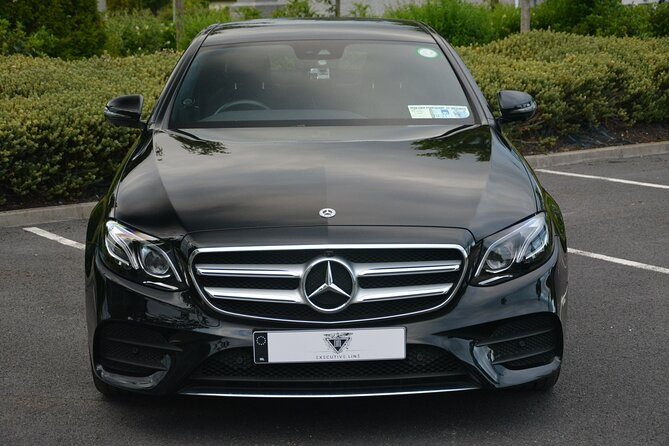 Dublin Airport Or Dublin City To Galway City Chauffeur Driven Transfer