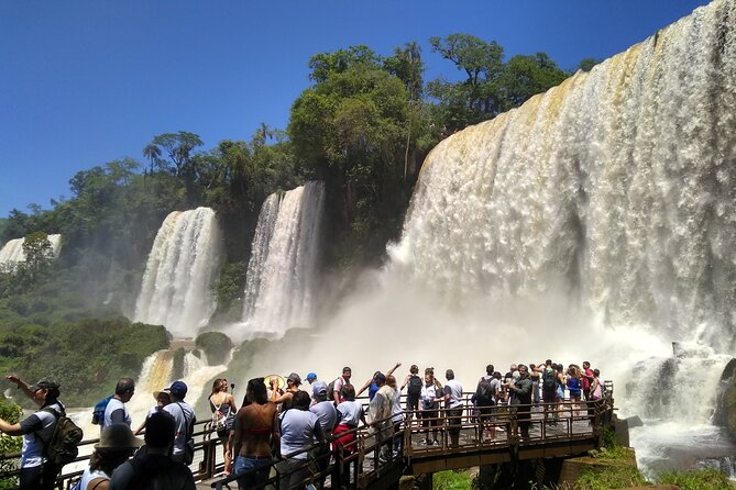 Full-Day Private Tour to Iguazu Falls Argentina