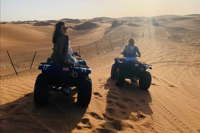 Standard Desert Safari With Dune Bashing & Live Entertainments Plus Belly Dance