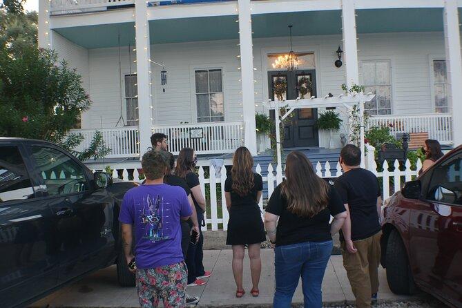 Galveston Ghost Tour