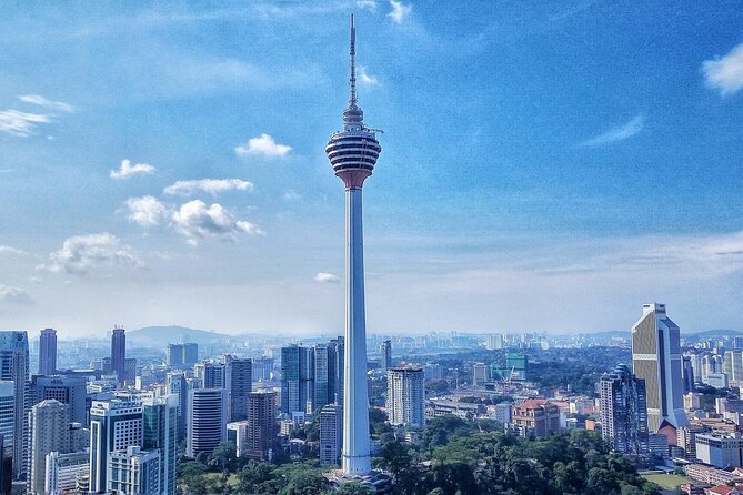 Kuala Lumpur Tower Admission Ticket with Free City Tour