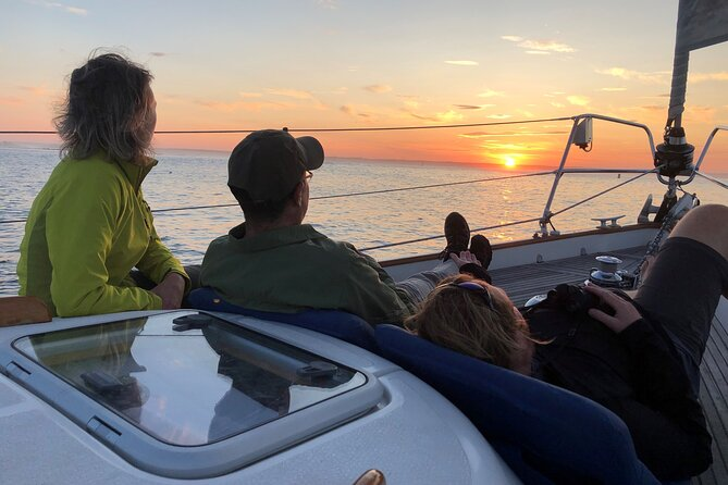 Sunset Sailing Experience in Maine