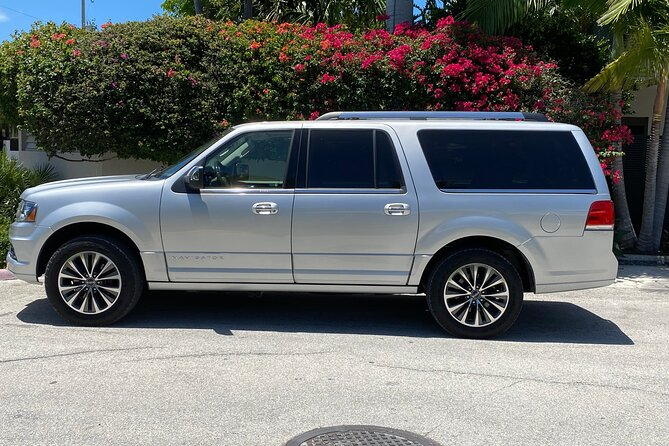 Key Lime Transportation Luxury SUV Private Transfer