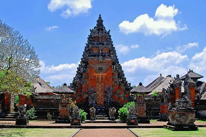 Full-Day Private Cultural Bali Tour + Free WI-FI