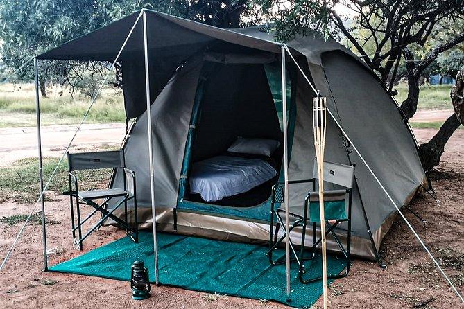 Pilanesberg BIg 5 Nature Reserve, Tented Safari, 2 Days