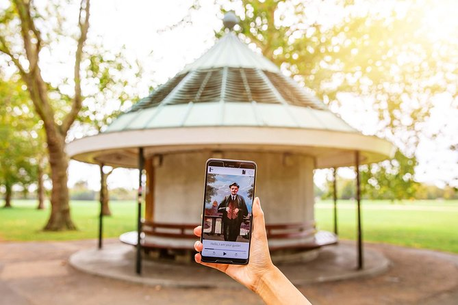 Step into the story: The Sherlock Holmes audio tour where YOU solve the case