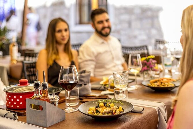 Gastro and History Treasures in Split with 3-Course Dinner