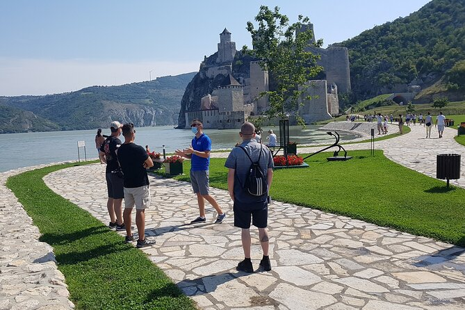 Along the Danube : Golubac Fortress & Iron Gate Gorge day trip from Belgrade