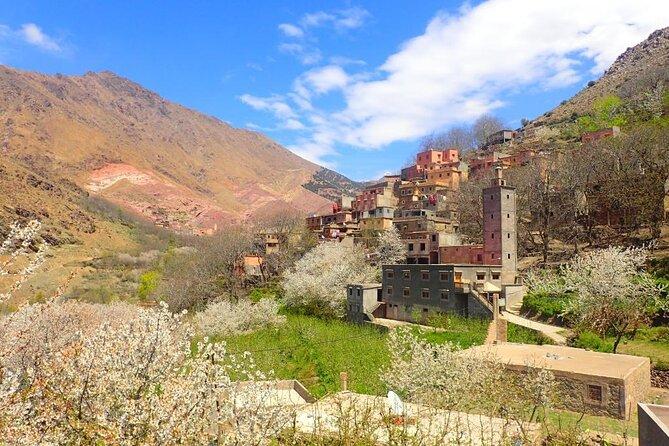 3-Days High Atlas Mountains and Berber Villages Trek from Marrakech