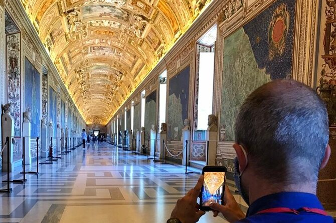 Skip the Line: Private Tour of Vatican Museums and Sistine Chapel