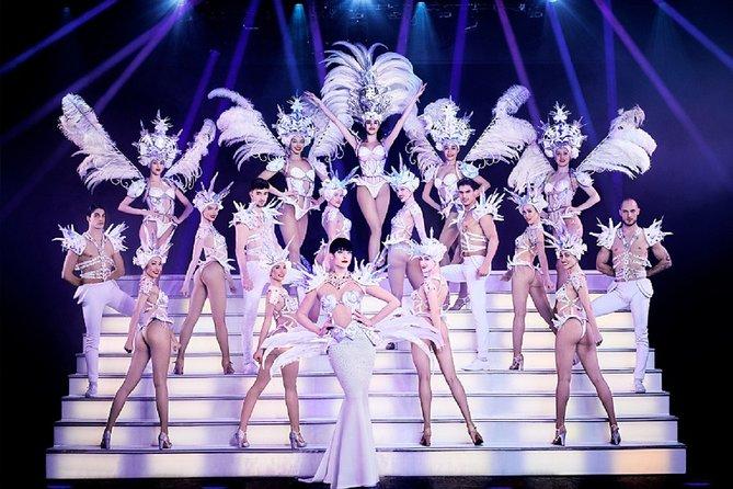 Paradis Latin Paris Cabaret New Year's Eve Gala Dinner & Show