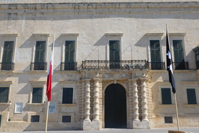 Valletta Walking Tour - City of the Knights Hospitallers