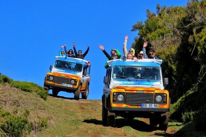 The best of SouthWest - open top roof 4x4 experience