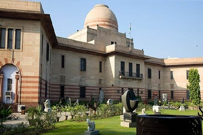 Half-Day Tour Of New Delhi With Lunch