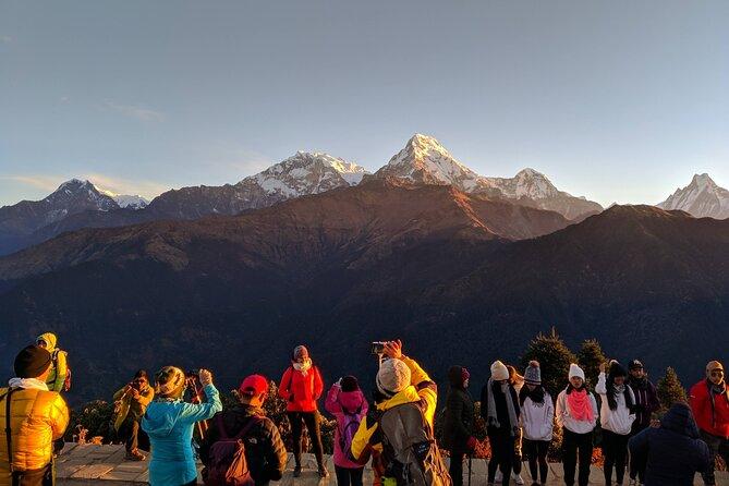 4-Days Amazing Short Trekking of Pokhara Valley