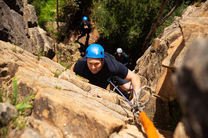 Rock Climbing and Abseiling in Adelaide
