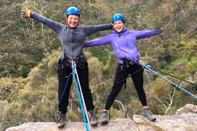 Abseiling Adventure in Adelaide