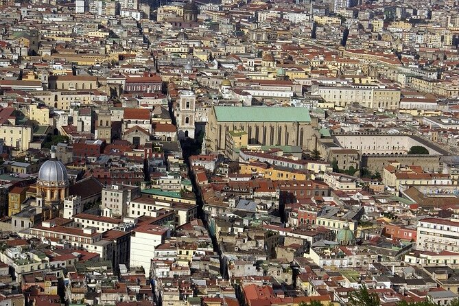 Guided Walking Tour in the Historic Center of Naples