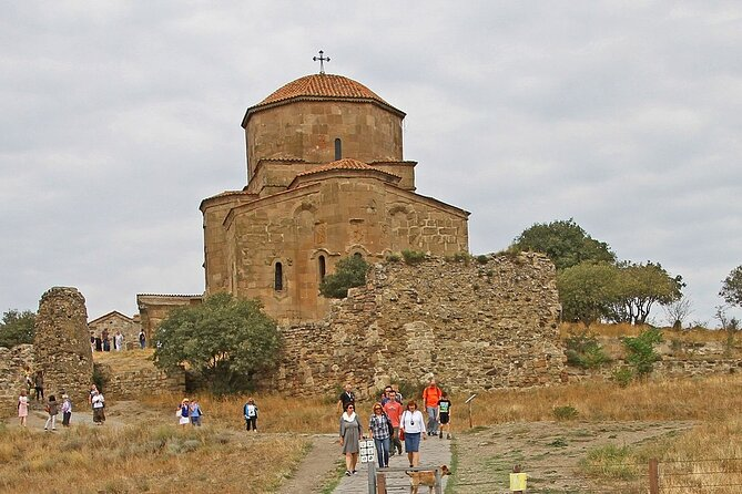The grandeur of the Monastery and the aniticity of the first capital