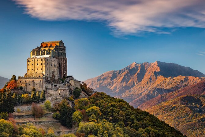 Hiking to Sacra of San Michele with craft beers tasting