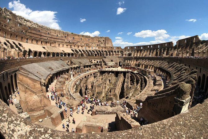 Rome: Colosseum Special Family Guided Tour