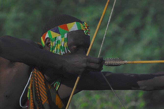 2 Days Lake Eyasi | Datoga and Hadzabe Bushmen Tour -with- Burigi Chato Safaris